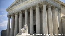 Supreme Court in Washington D.C.