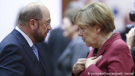 Ποιος θα βγει νικητής από την τηλεμαχία Merkel-Schulz;