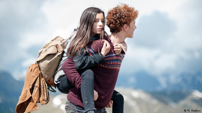 Film still Mountain Miracle - An Unexpected Friendship (M. Rattini)