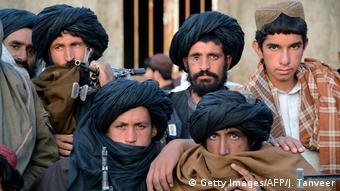 Afghanistan Taliban Kämpfer