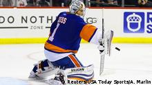 USA New York - NHL: Washington Capitals gegen New York Islanders