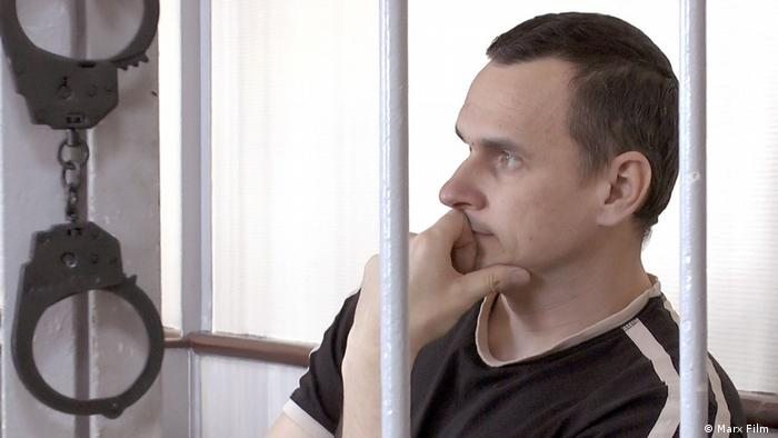 Film still The Trial: The State of Russia vs Oleg Sentsov (Marx Film )