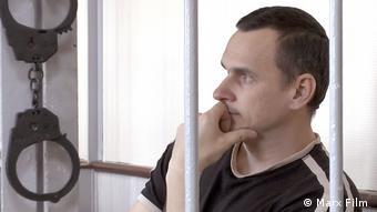Украинский режиссер Олег Сенцов (фото из архива)