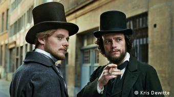 Film still The Young Karl Marx