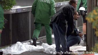 Düsseldorf - attack in Wehrhahn