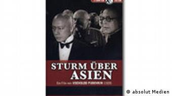 Filmplakat Sturm über Asien