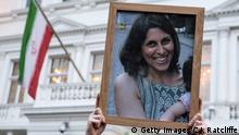 Großbritannien Mahnwache für britisch-iranische Mutter Nazanin Zaghari-Ratcliffe