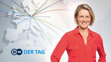 DW Der Tag Moderatorin Tina Gerhäusser (Detailseite)