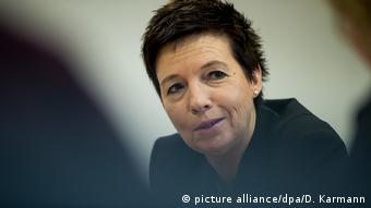 Bundesamtes für Migration und Flüchtlinge - Jutta Cordt