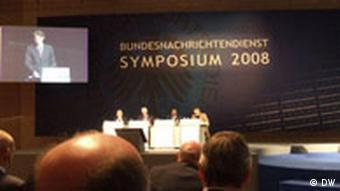 BND Symposium Berlin 2008
