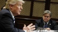 USA Steve Bannon - Berater Trumps