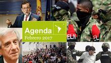 Startbild Agenda Febrero 2017 spanisch
