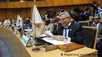 Äthiopien, Präsident von Kap Verde Jorge Carlos Fonseca