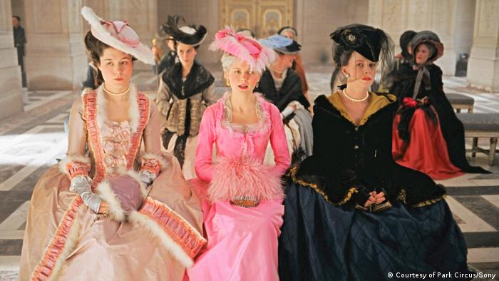 Film still Marie Antoinette (Courtesy of Park Circus/Sony)