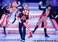 Телеканал MDR сожалеет, что его танцоры выступали на дне рождения Кадырова