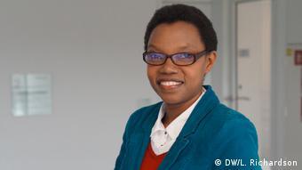DW Kiswahili   Lilian Mtono
