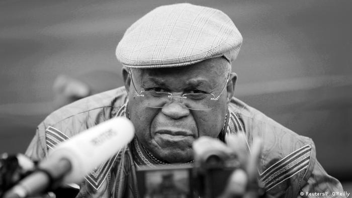 Demokratische Republik Kongo Etienne Tshisekedi gestorben (Reuters/F. O'Reilly)