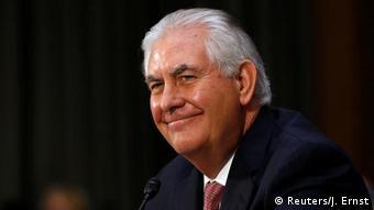 USA Tillerson vom Senat endgültig zum US-Außenminister ernannt (Reuters/J. Ernst)