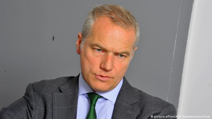Carsten Kengeter Deutsche Börse (picture-alliance/D. Spiekermann-Klaas)