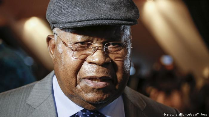 Picture of Étienne Tshisekedi