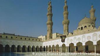مسجد الازهر در مصر