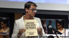 Milo Yiannopoulos (picture-alliance/AP Photo/J. Papasso)