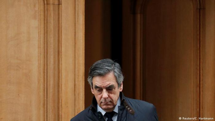 Frankreich François Fillon   konservativer Präsidentschaftskandidat (Reuters/C. Hartmann)