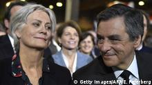 François Fillon & Ehefrau Penelope (Getty Images/AFP/E. Feferberg)