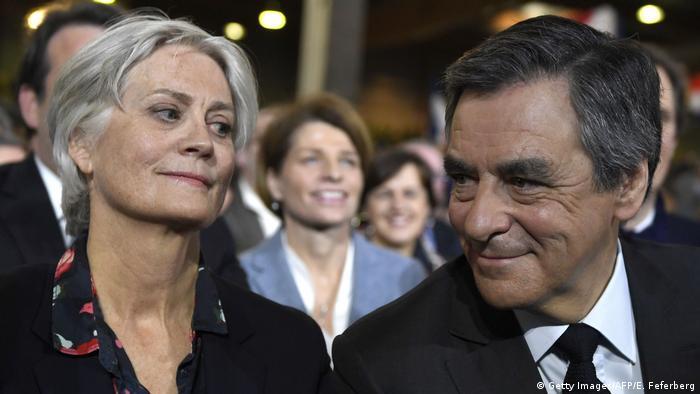 François Fillon & Ehefrau Penelope