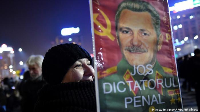 Rumänien Proteste gegen Korruption & Ausschreitungen in Bukarest