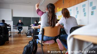 Deutschland Deutschunterricht im Gymnasium