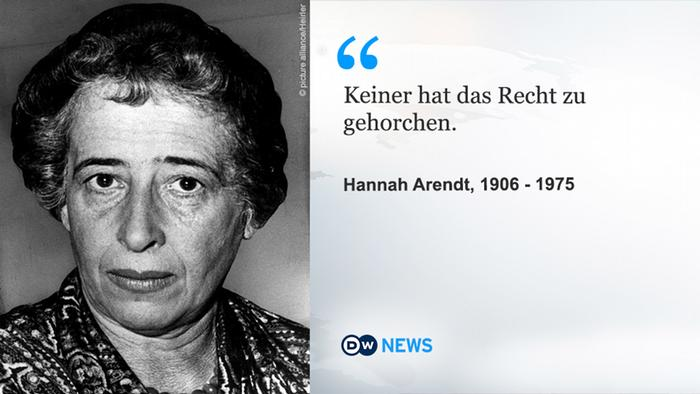 Was Uns Hannah Arendts Totalitarismus Theorie über Trump