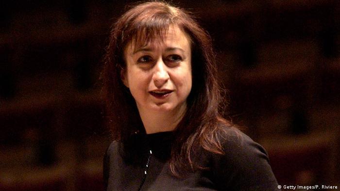 Australien Dirigentin Simone Young in Sydney