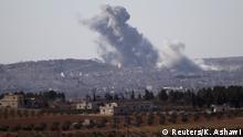 Syrien Gefechte um al-Bab