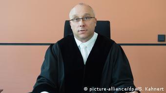 AfD-judge Jens Maier
