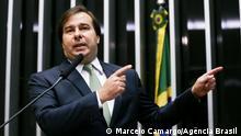 Brasilien - Rodrigo Maia