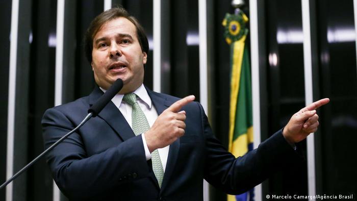 Presidente da Câmada dos Deputados, Rodrigo Maia