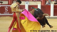 Spanien Stierkampf - Torero - Juan Jose Padilla