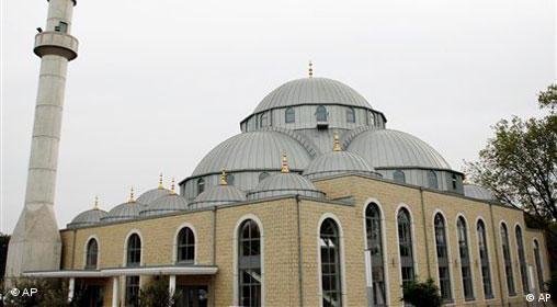 Мечеть в Дуйсбурге