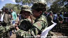 Kolumbien - Friedensprozess - FARC