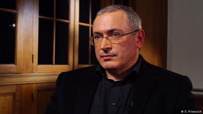 Михаил Ходорковский (фото из архива)
