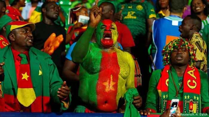 African Cup of Nations Kamerun gegen Ghana (Reuters/A.-A. Dalsh)