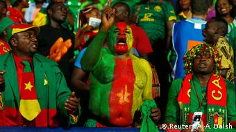 African Cup of Nations Kamerun gegen Ghana (Reuters/A.-A. Dalsh)