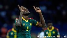 Africa Cup of Nations Kamerun gegen Ghana | Michael Ngadeu-Ngadjui