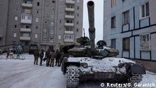 Ukraine Kämpfe in Awdijiwka