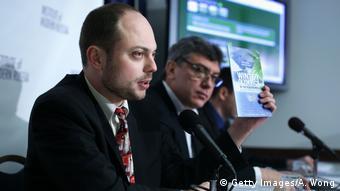 Кара-Мурза и Борис Немцов