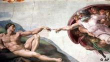 The Creation - Michelangelo