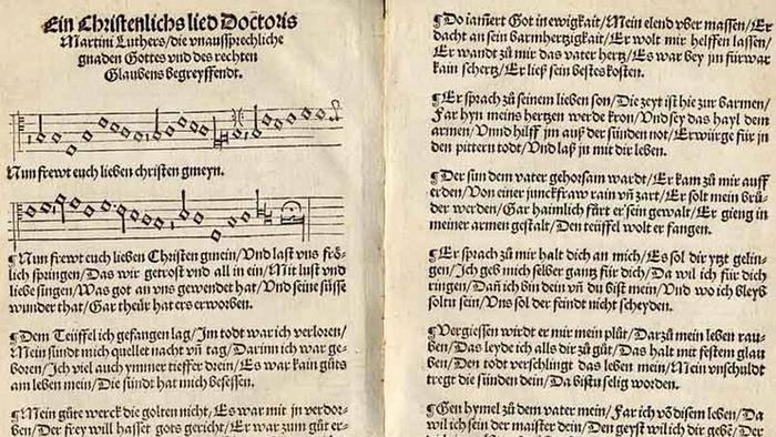 How Martin Luther became the first Christian pop star