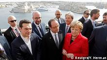 EU-Gipfel auf Malta | Gruppenbild