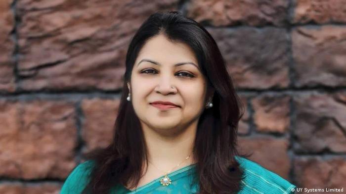 Bangladesch Unternehmerin Farhana A Rahman